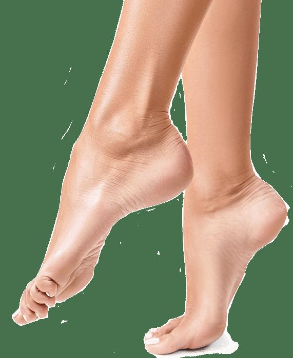 מדרסים לטיפול בכף הרגל